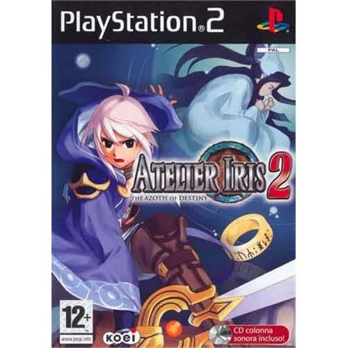 Atelier Iris 2: The Azoth Of Destiny – PS2 [Versione Italiana]