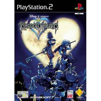 Kingdom Hearts – PS2 [Versione Inglese]