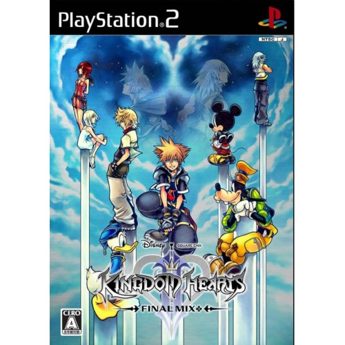 Kingdom Hearts 2: Final Mix – PS2 [Versione Giapponese]