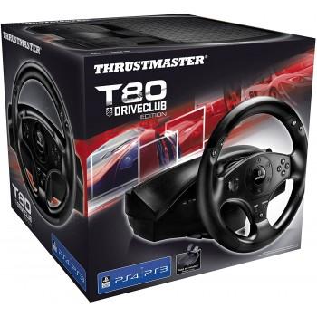 (PS4) (PS3) Volante T80 DRIVECLUB Edition