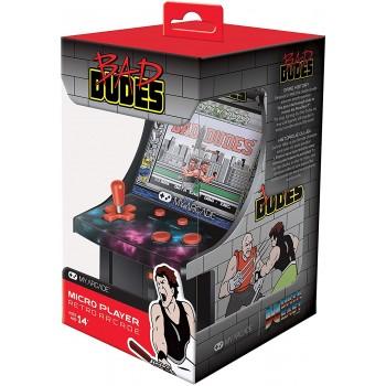 Bad Dudes - My Arcade Micro Player