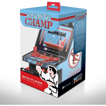 Karate Champ - My Arcade Micro Player