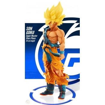 Dragonball Xenoverse 2 - Goku Super Saiyan - Son Goku Super Master Stars Piece 34 cm