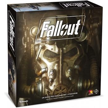 Asmodee - Fallout, Gioco da Tavolo, Edizione in Italiano, 9811