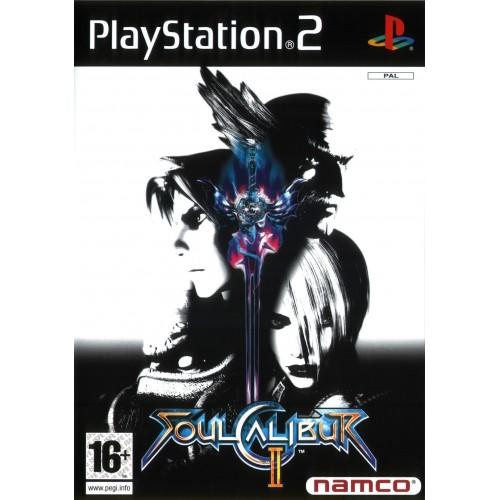 Soulcalibur II – PS2 [Versione Italiana]
