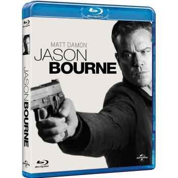 Jason Bourne - Blu-Ray (2016)