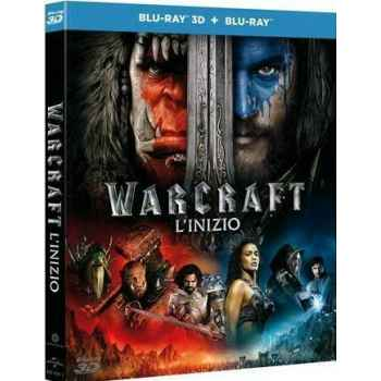 Warcraft: L'inizio - Blu-Ray (2016)