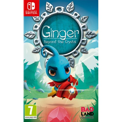 Ginger Beyond the Crystal - Nintendo Switch [Versione EU Multilingue]