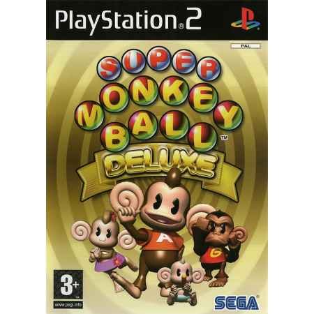 Super Monkey Ball Deluxe – PS2 [Versione Inglese]