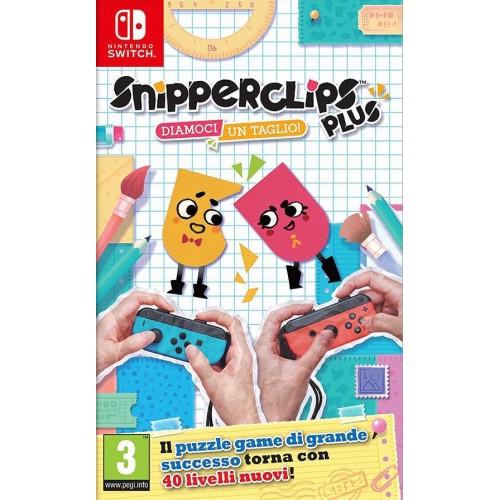 Snipperclips Plus - Diamoci un Taglio! - Nintendo Switch [Versione Italiana]