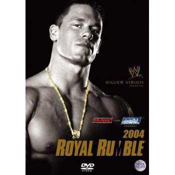 WWE - Royal Rumble - DVD (2004)