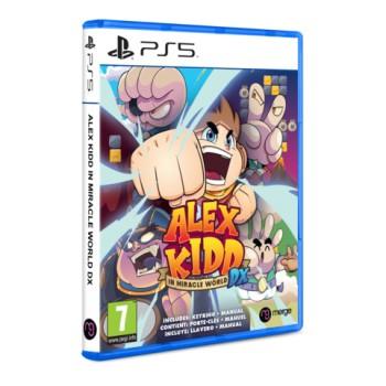Alex Kidd in Miracle World DX - Prevendita PS5 [Versione EU Multilingue]