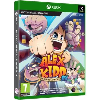 Alex Kidd in Miracle World DX - Prevendita Xbox One e Xbox Series X [Versione EU Multilingue]