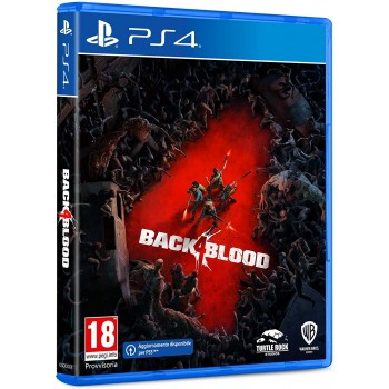 Back 4 Blood - PS4 [Versione EU Multilingue]