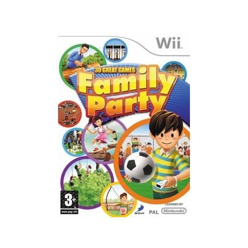 Family Party - WII [Versione Italiana]