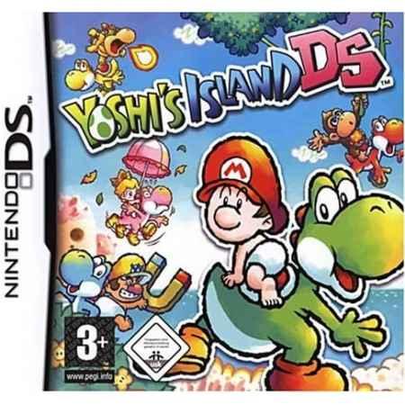 Yoshi's Island DS - Nintendo DS [Versione Italiana]