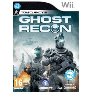 Tom Clancy's Ghost Recon - WII [Versione Inglese]