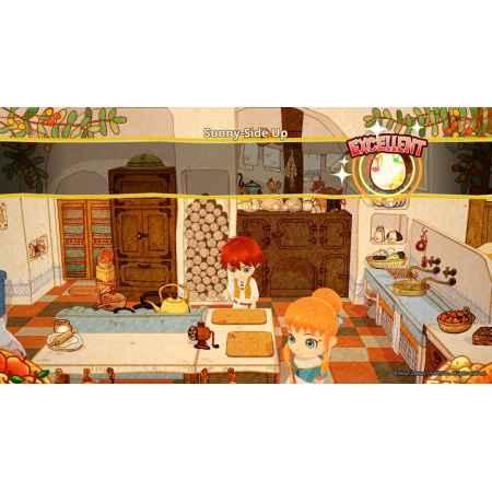 Little Dragons Café - Nintendo Switch [Versione Italiana]