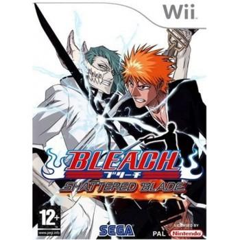 Bleach : Shattered Blade - WII [Versione Inglese]