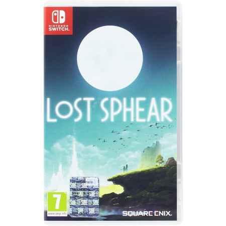 Lost Sphear - Nintendo Switch [Versione Italiana]