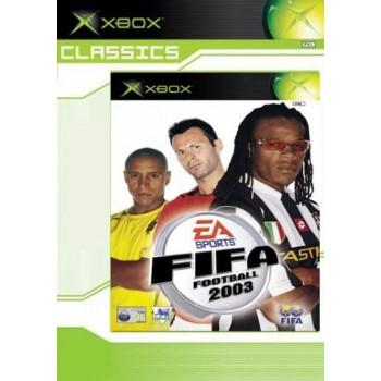 FIFA Football 2003 (Classics) - XBOX [Versione Italiana]