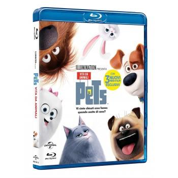 Pets: Vita Da Animali - Blu-Ray (2016)