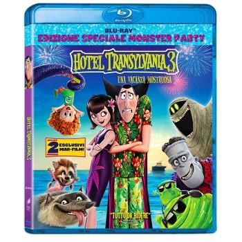 Hotel Transylvania 3 – Una Vacanza Mostruosa - Blu-Ray (2018)