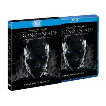 Il Trono Di Spade - La Settima Stagione Completa - L'inverno è Arrivato - Blu-Ray (2017)
