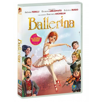 Ballerina - DVD (2016)