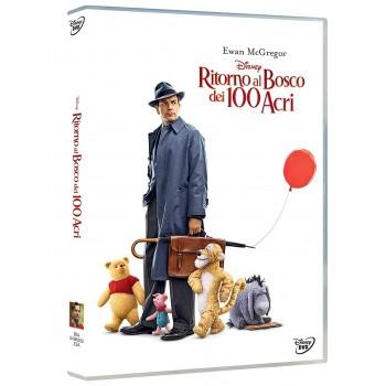 Ritorno Al Bosco Dei 100 Acri - DVD (2018)