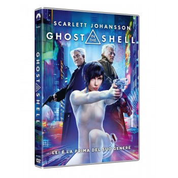 Ghost In The Shell - DVD (2017)