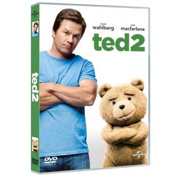 Ted 2 - DVD (2015)
