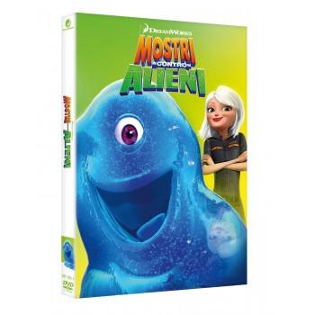 Mostri Contro Alieni - DVD (2018)