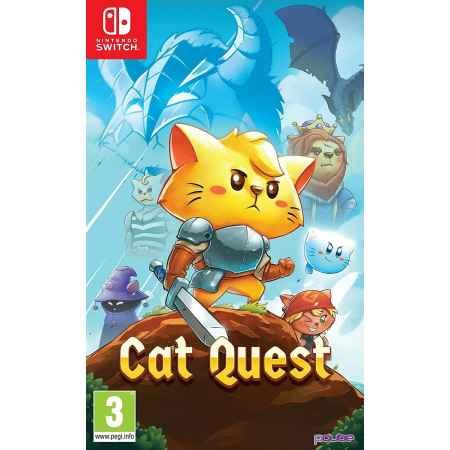Cat Quest - Nintendo Switch [Versione Italiana]