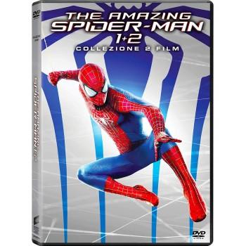 The Amazing Spider-Man 1+2 - Collezione 2 Film - DVD (2019)