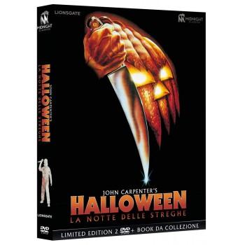 Halloween - La Notte Delle Streghe - Limited Edition 2 DVD + Book Da Collezione (2019)