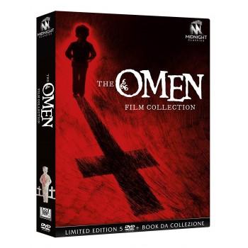 The Omen - Film Collection - Limited Edition 5 DVD + Book Da Collezione (2020)
