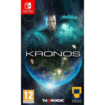 Battle Word: Kronos - Nintendo Switch [Versione Italiana]
