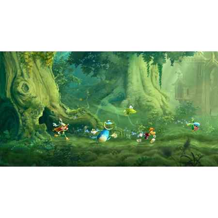 Rayman Legends - Definitive Edition - Nintendo Switch [Versione Italiana]