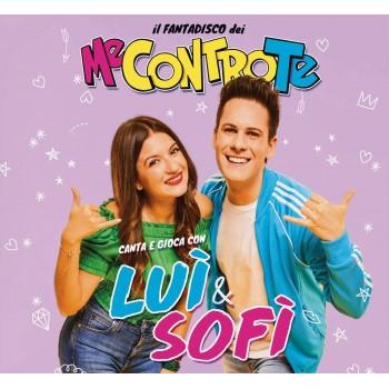 Il Fantadisco Dei Me Contro Te - Canta e Gioca Con Luì & Sofì - CD