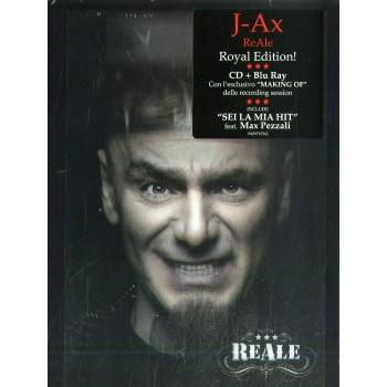 J-Ax - Reale - CD + Blu Ray