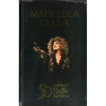 Marcella Bella - 50 Anni Di Bella Musica - 2 CD + Libro 64 Pagine Con Testi E Foto