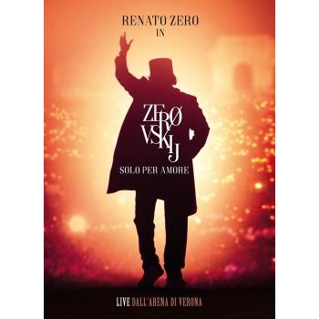 Renato Zero - Zerovskij - Solo Per Amore Live - 2 CD