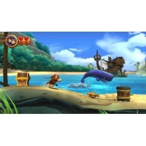 Donkey Kong Country Returns 3D - Nintendo 3DS [EU Multilingue] [Selects]