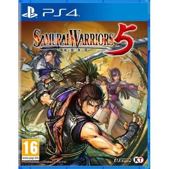 Samurai Warriors 5 - Prevendita PS4 [Versione Inglese]