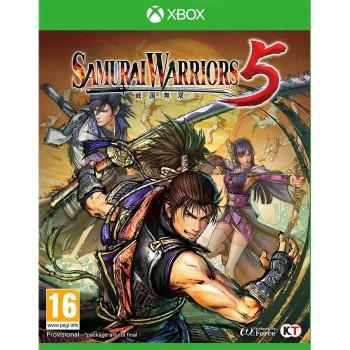 Samurai Warriors 5 - Prevendita Xbox One e Xbox Series X [Versione Inglese]