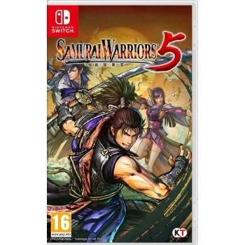 Samurai Warriors 5 - Nintendo Switch [Versione Inglese]