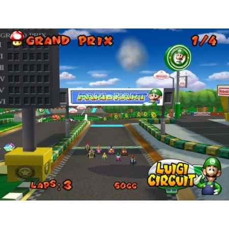 Mario Kart: Double Dash! - GameCube [Versione Italiana]