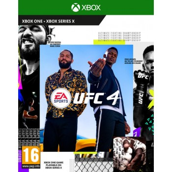 UFC 4   - Xbox One [Versione Italiana]