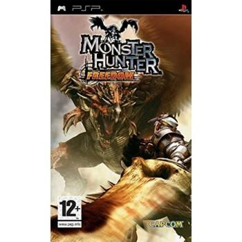 Monster Hunter Freedom - PSP [Versione Inglese Multilingue]